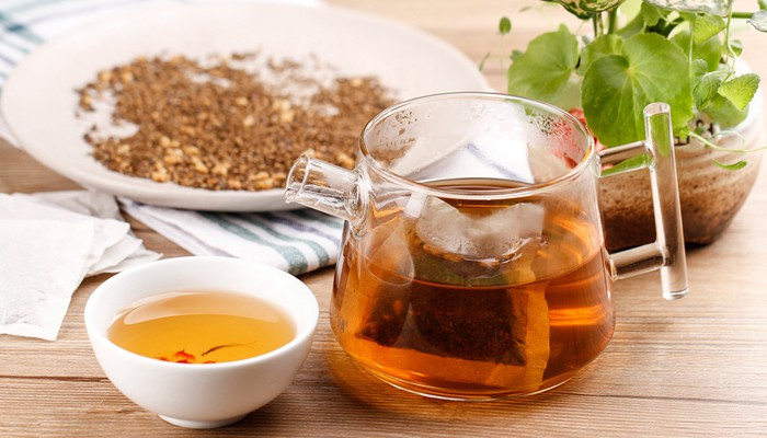 Chinese Tea for Digestion